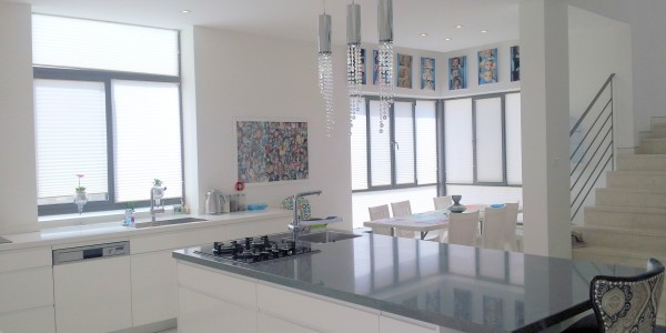 Nachal Ya'aleh | Kitchen - House for Sale in Ramat Beit Shemesh