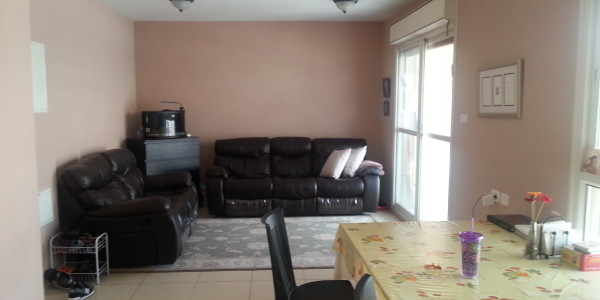 Nachal Ein Gedi | Living Room - Apartment for Sale in Ramat Beit Shemesh