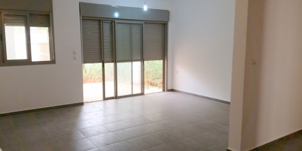Rabbi Yanai | Living Room - Garden Apartment for Sale