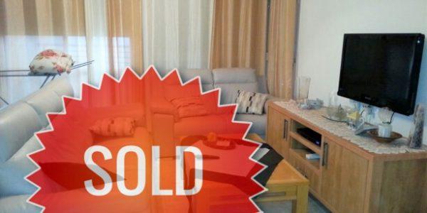 Apartment SOLD on Reuven Street, Sheinfeld Beit Shemesh