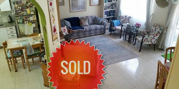 Cottage SOLD on HaShita Street, Beit Shemesh
