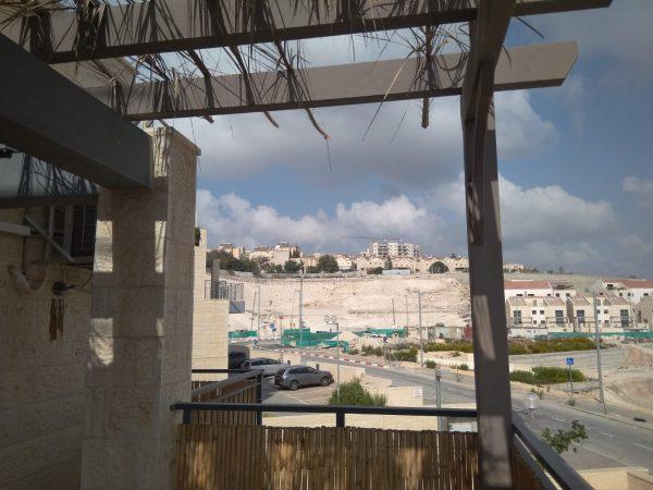 Eliyahu Shemesh: Apartment On HaRav Mordechai Eliyahu