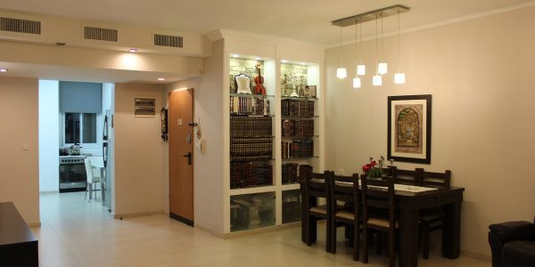 Dining to Kitchen Area | Nachal Lachish