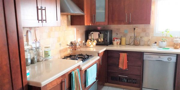 Kitchen | Apartment on Reuven Street