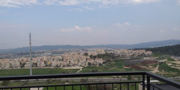 View | Apartment on Nachal Micah