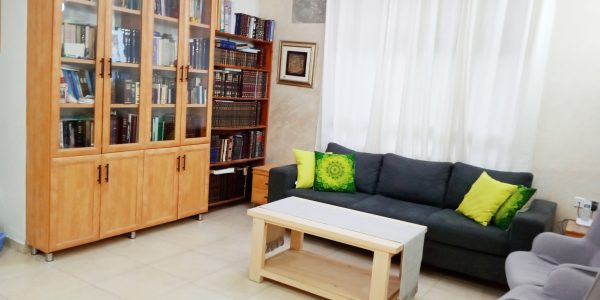Living Room | Apartment on Rabbi Yanai St