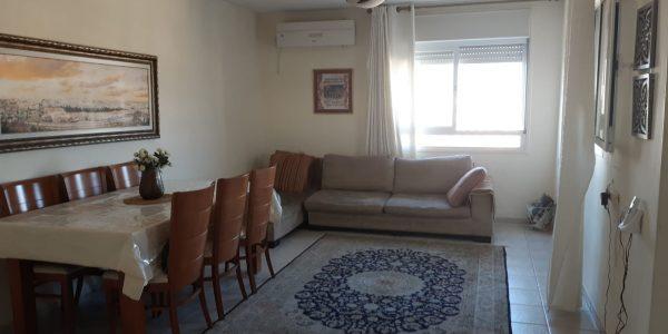 Living Room | Duplex on Nachal Dolev/Maor, Ramat Beit Shemesh Aleph