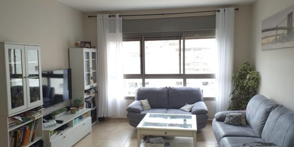 Living Area | Penthouse on Rabbi Yannai St, Beit Shemesh