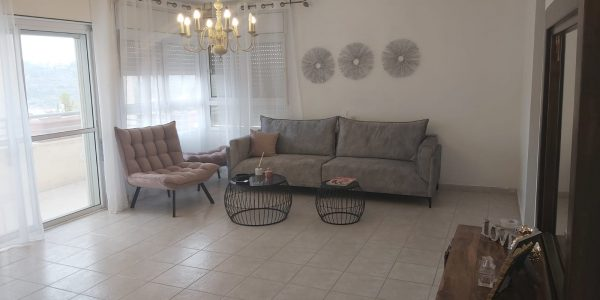 Living Room | Apartment on Reuven St, Sheinfeld Beit Shemesh