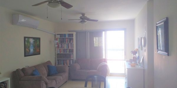 Living Area | Apartment on Nachal Timna, Ramat Beit Shemesh Aleph