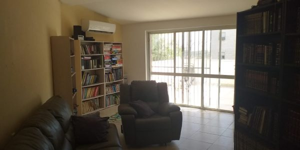 Living Area | Apartment on Nachal Katlav, Ramat Beit Shemesh Aleph