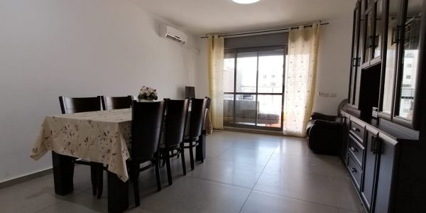 Dining and Living Area | Apartment in Ramat Beit Shemesh Aleph