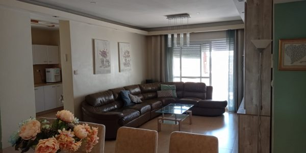 Dining and Living | Apartment on Nachal Dolev, Ramat Beit Shemesh Aleph