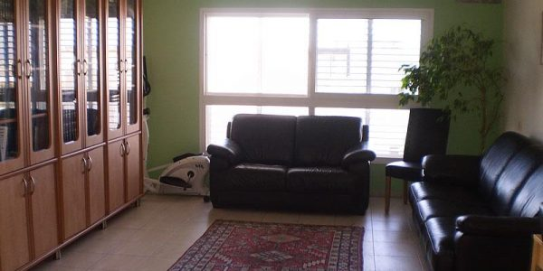 Living Area | Penthouse on Nachal Maor, Ramat Beit Shemesh
