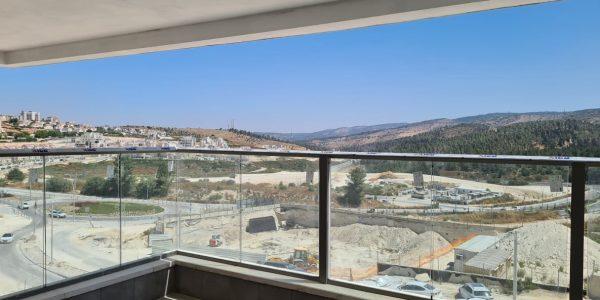 Balcony | Apartment in Neve Shamir, Ramat Beit Shemesh