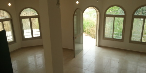 HaErez Street | Downstairs – House for Sale in Beit Shemesh
