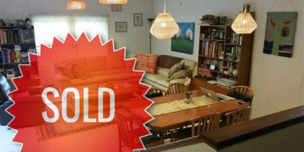 House SOLD in Beit Shemesh