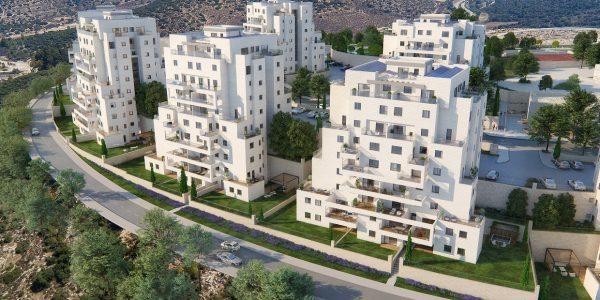New Housing Project | Ramat Beit Shemesh Daled