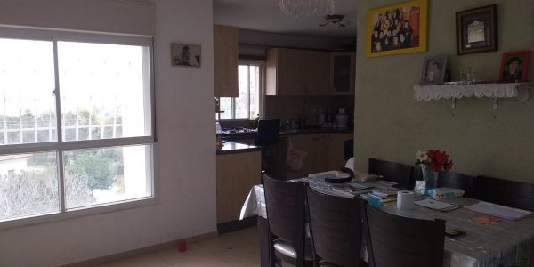 Dining and Kitchen | Apartment on Shivtei Yisrael, Beit Shemesh