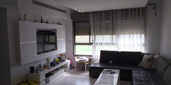 Living Room | Penthouse on Rabbi Yannai St, Beit Shemesh