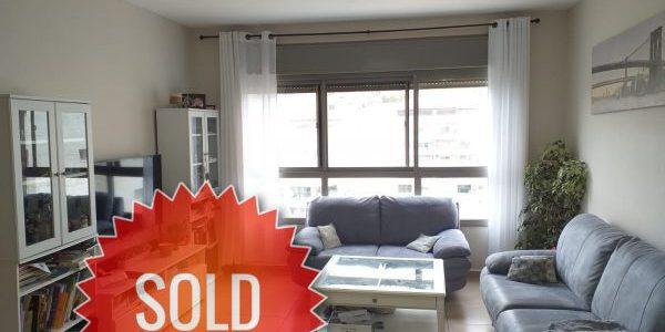 Penthouse Sold in Nofei HaShemesh, Beit Shemesh