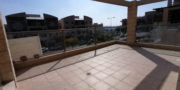 Balcony | Apartment on Nachal Shaham, Ramat Beit Shemesh Aleph
