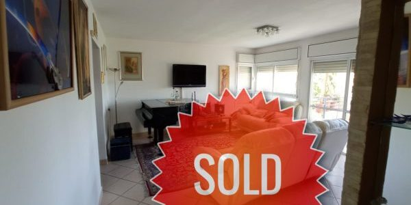 Apartment Sold in Sheinfeld, Beit Shemesh