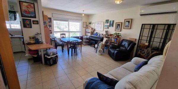 Living Room | Apartment on Nachal Refa'im Street, Ramat Beit Shemesh Aleph