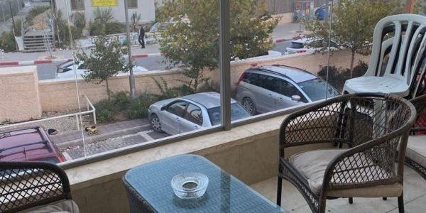 Patio | Apartment on Achiya Hashiloni Street, Ramat Beit Shemesh Gimmel